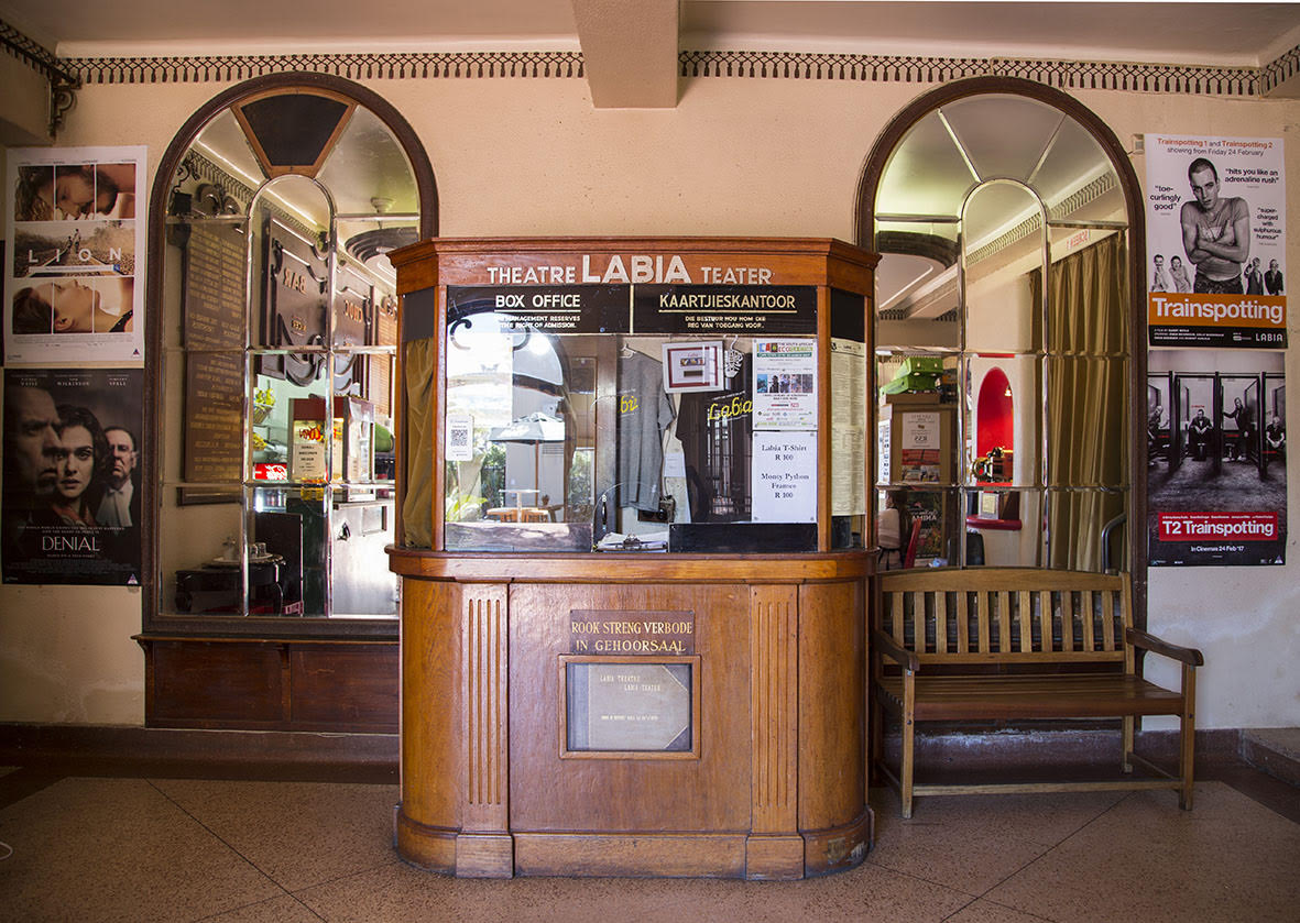 Old School Charm in Cape Town's Independent Theatre