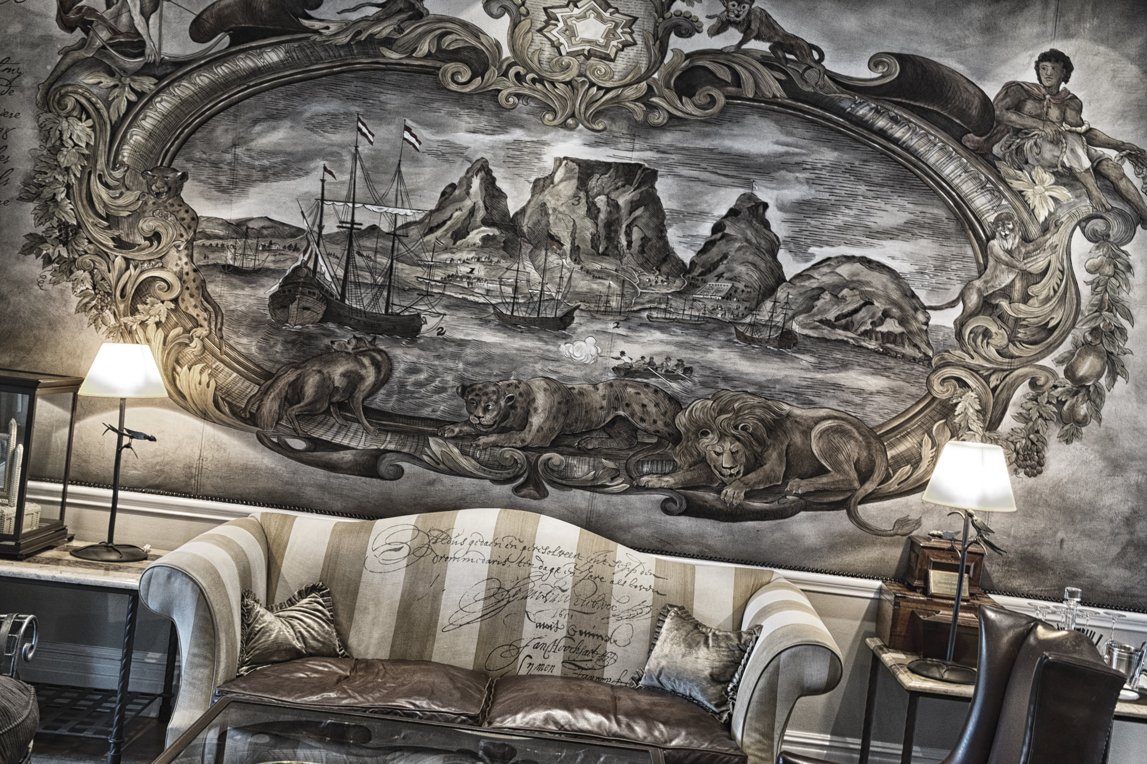 Antiquity To Contemporary Experience Cape Grace S New Art