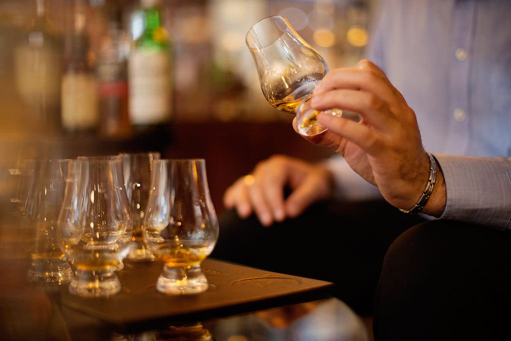 Celebrate World Whisky Day at Bascule Bar