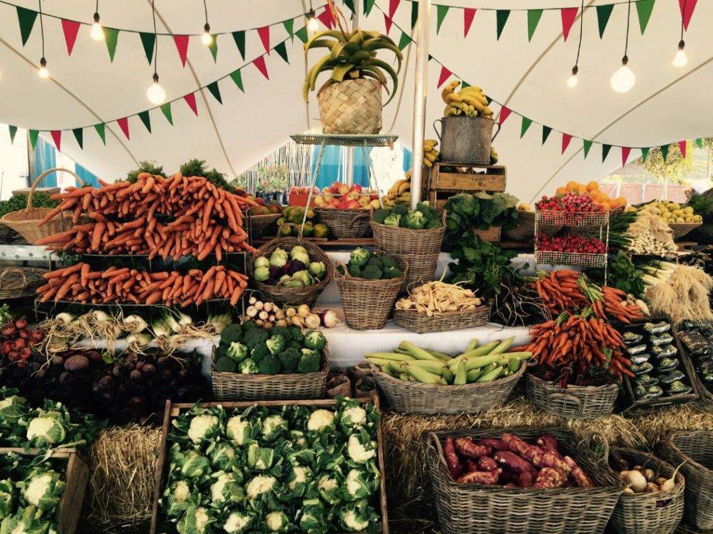 Five of Cape Town's Favourite Farmer's Markets