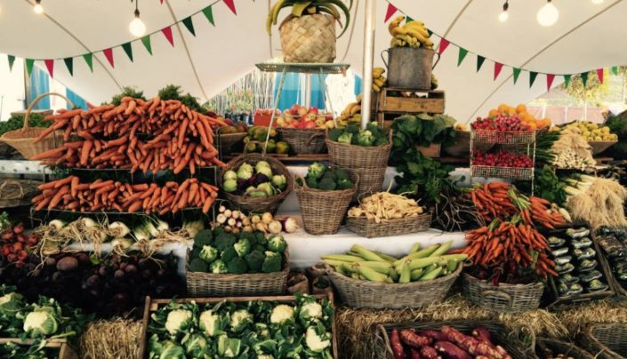 Five of Cape Town's Favourite Farmer's Markets