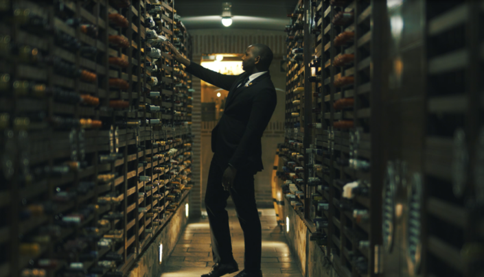 Meet Marlvin Gwese, Cape Grace's Head Sommelier