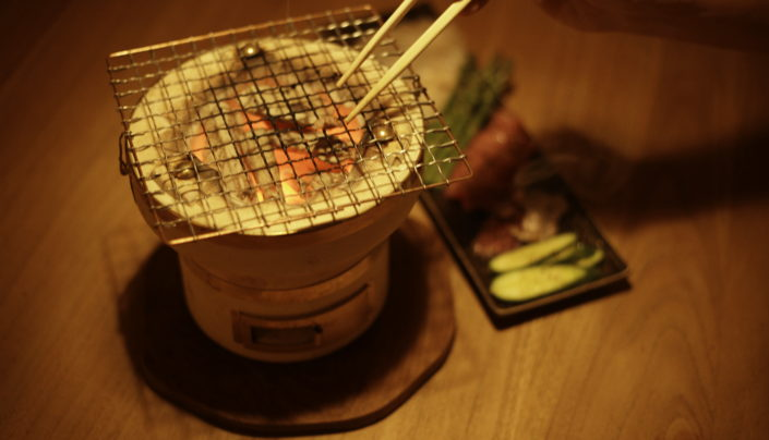 New Shichirin Grill adds Authentic Flavour at Kyoto Garden Sushi in the heart of Cape Town