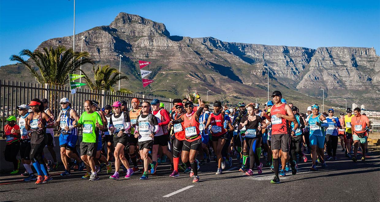 Cape Town Events, Best of the Best promotion, Cape Grace, Cape Town Marathon, Running, Sanlam