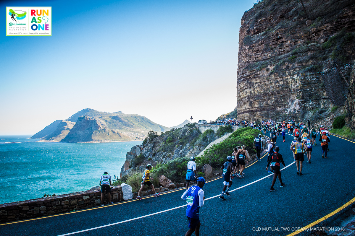 Cape Town Events, Best of the Best promotion, Cape Grace, Two Oceans Marathon, Running, Old Mutual