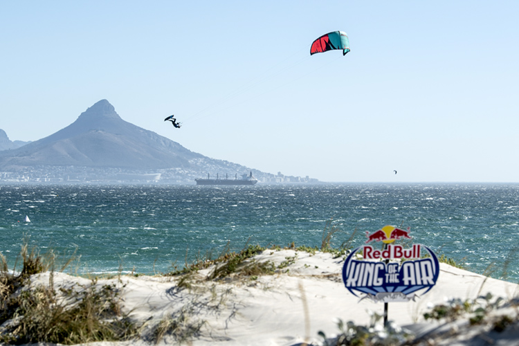 Cape Town Events, Best of the Best promotion, Cape Grace, Red Bull, Kiting, King of the air