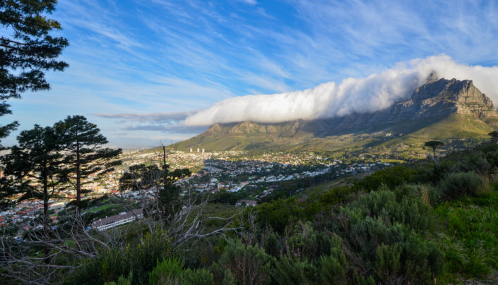 Table Mountain on a cloudy day (2)